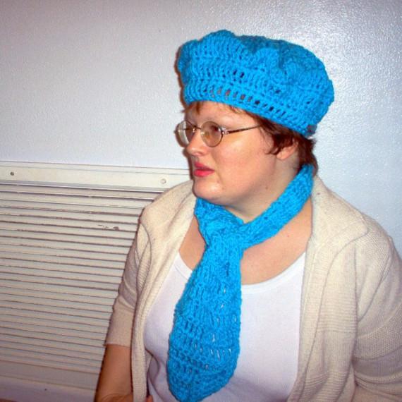 Lenore Berry-Zaragosa | Crochet Savvy Magazine